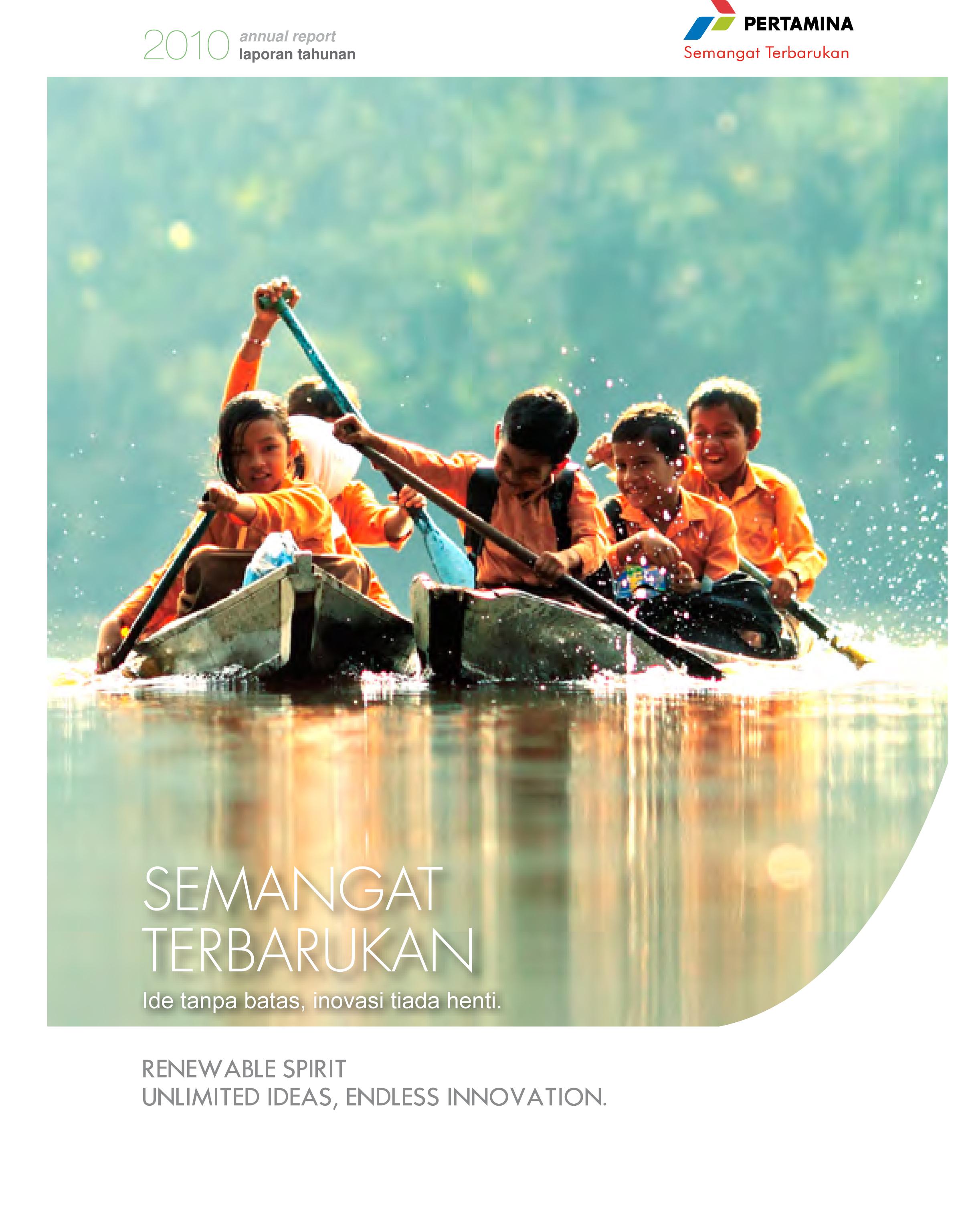 Annual Report Pertamina 2010