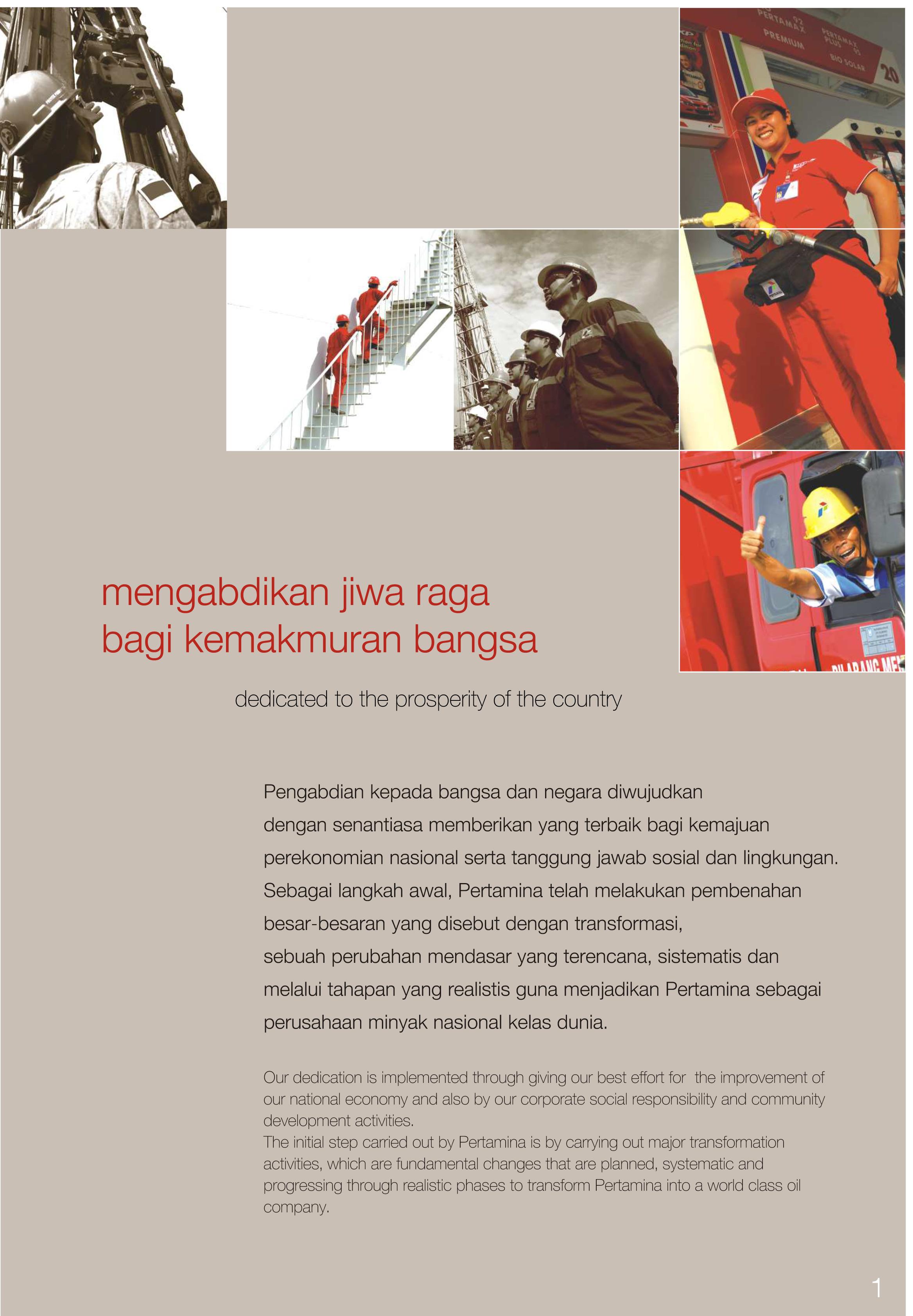 Annual Report Pertamina 2007