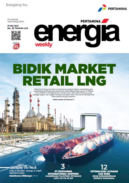 Energia Weekly 5th Week of May 2021