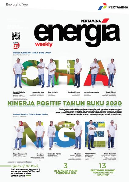 Energia Weekly 3rd Week of June 2021