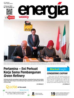 Energia Weekly 2nd Week Of February 2019