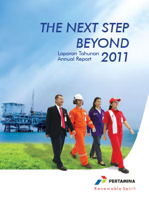 Annual Report Pertamina 2011