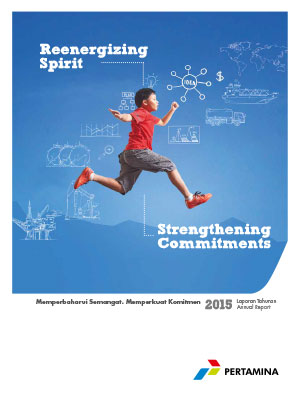 Annual Report Pertamina 2015