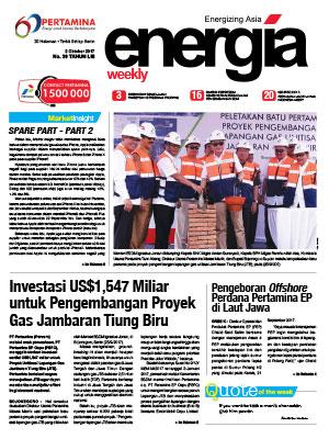 Energia Weekly Edisi 39