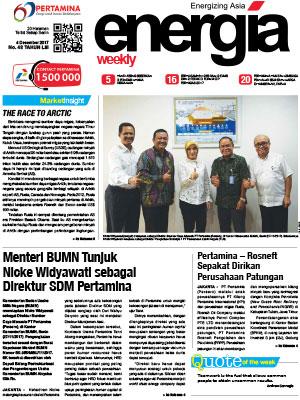Energia Weekly Edisi 48