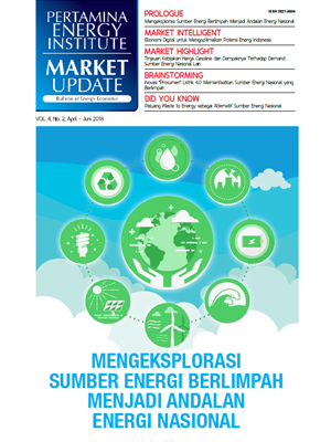 Pertamina Energy Institute - Edisi April - Juni 2018