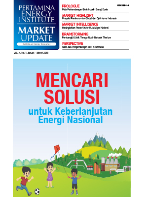 Pertamina Energy Institute - Edisi Juli - September 2017