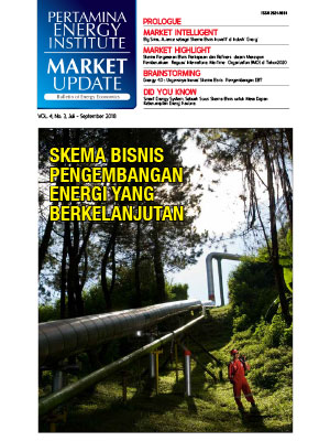 Pertamina Energy Institute - Edisi Juli - September 2018