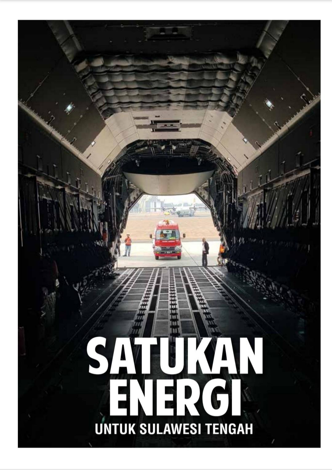 SATUKAN ENERGI UNTUK SULAWESI TENGAH