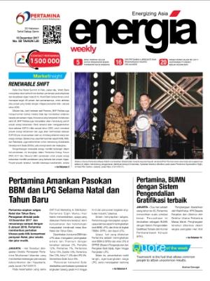 Energia Weekly Edisi 50