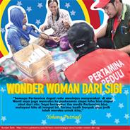 Wonder Woman dari sigi