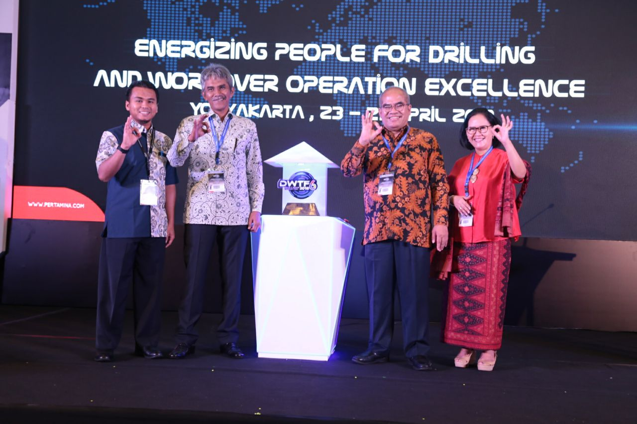 Drilling and Workover Technology Forum 2018 : Energizing People for Drilling and Workover Operation Excellence