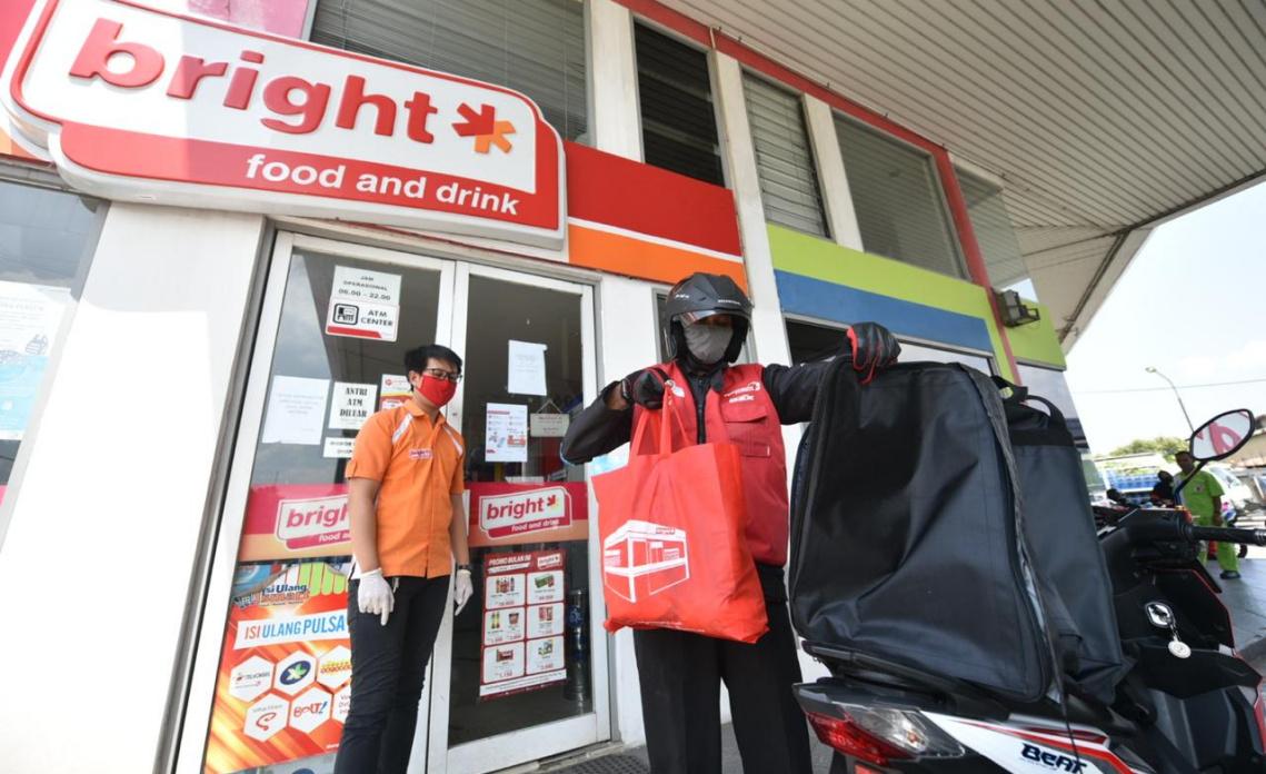 Pt Pertamina Retail Hadirkan Bright Home Delivery Service Pt Pertamina Persero