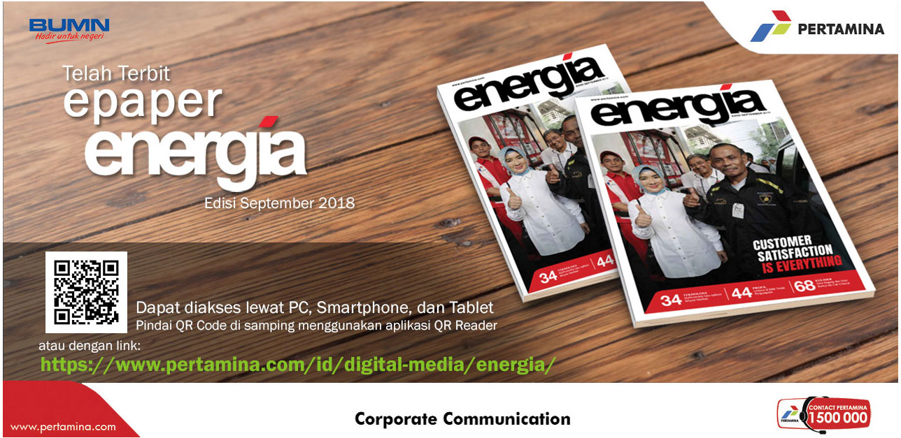 Energia Monthly